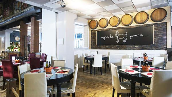 Sala - Grill Inn Store, Pogliano Milanese