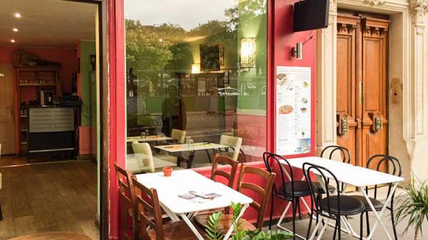 Devanture - Sapore Mediterraneo, Paris