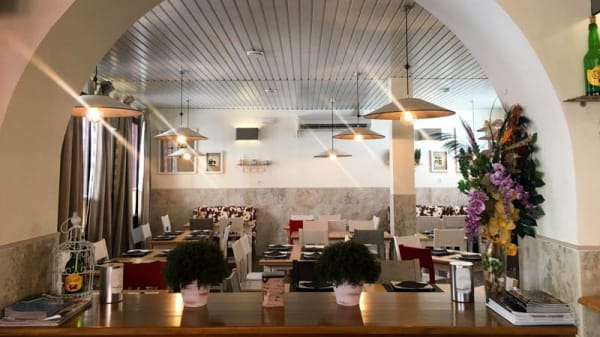 Vista de la sala - Restaurante & tapas El Sella, Sevilla