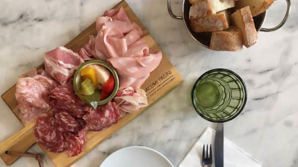 suggerimento dello chef - Nudo e Crudo Bistrò, Milan