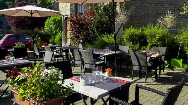 Terrasse - Il Piatto d'Oro, Esneux