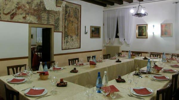 Vista sala - Al Castello, Porcia