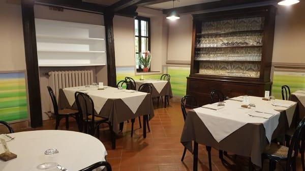 Sala - Ristorante Pizzeria L'Armistizio 1848, Salasco