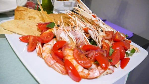 Suggerimento del piatto - Orizzonte, San Pellegrino Terme