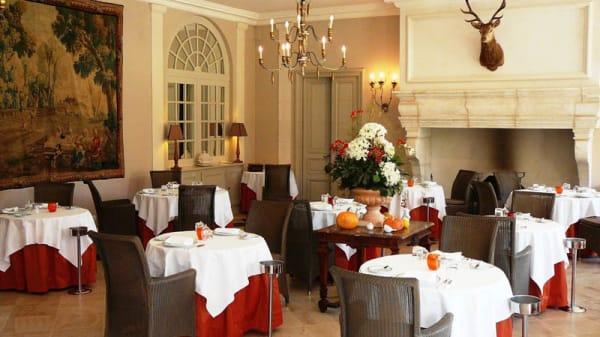 Salle du restaurant - Château d'Etoges, Étoges