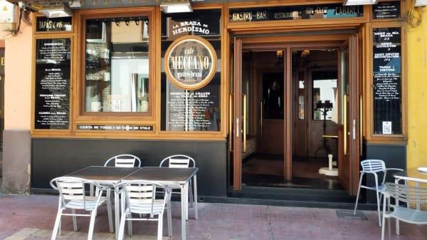 Café Meccano Gastrobrasa, Zaragoza