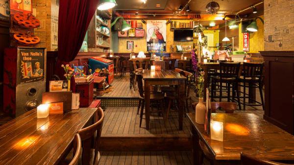 Het restaurant - Slagroom Eten & Drinken, Tilburg