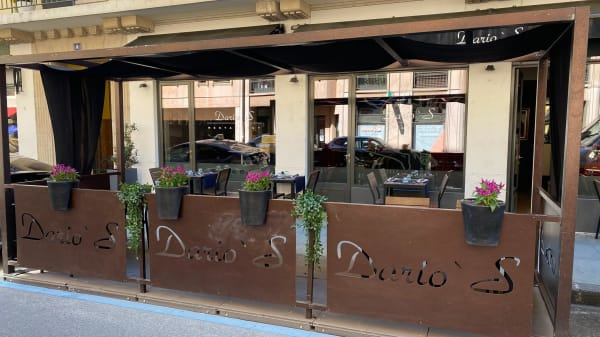 terrasse - Dario's, Genève