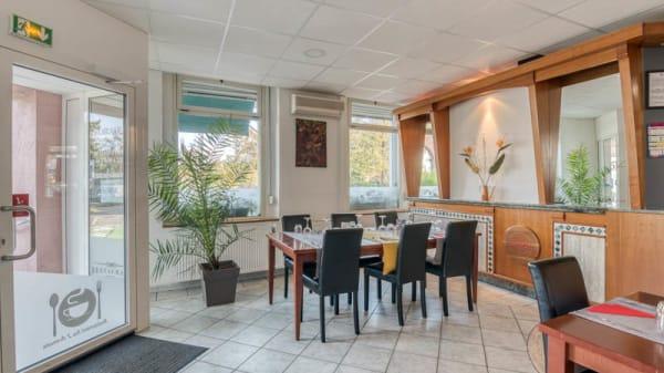 Vue de la salle - Les 2 Avenues, Mulhouse