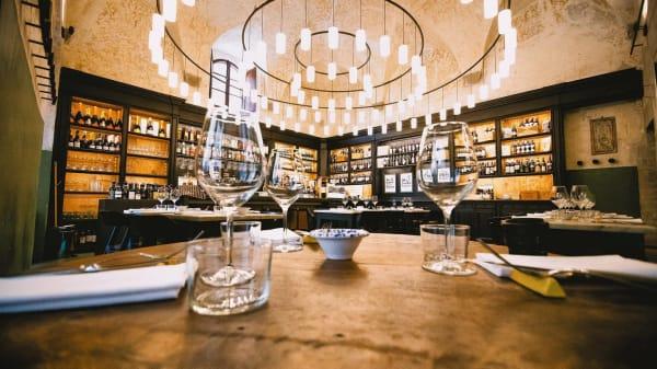 Sala - Ristorante Caffè Italiano, Firenze