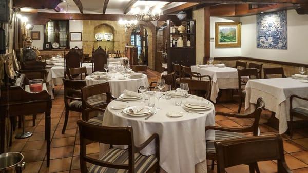 Sala - Hostería de Adarzo, Santander