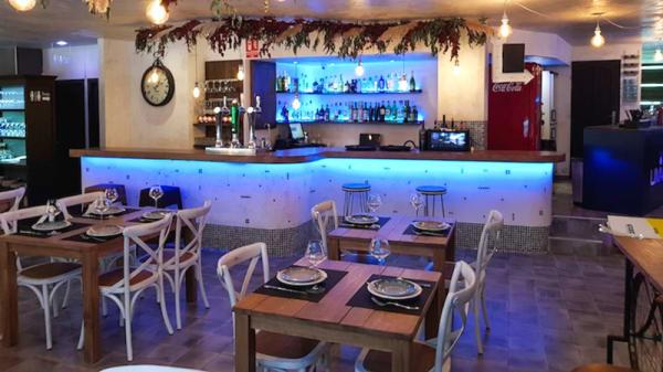 Sala del restaurante - Umami, Elx