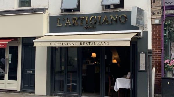 L'Artigiano Restaurant, London