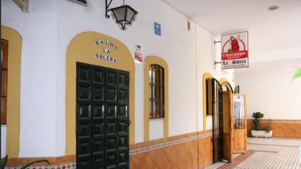 La Solera - Mesón La Solera, Jerez De La Frontera