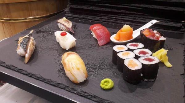 Suggerimento dello chef - Yuki Sushi, Firenze