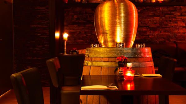 Restaurantzaal - Gasterij de Kluis, Doorn