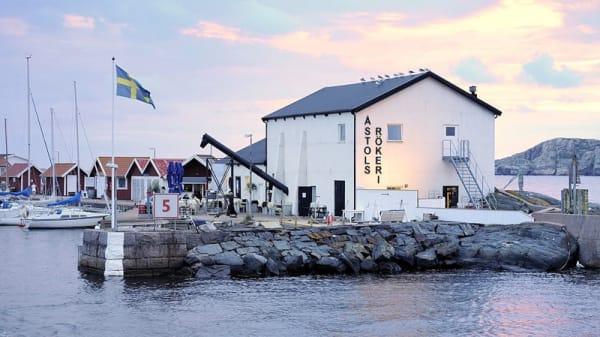Restaurant - Åstols Rökeri, Åstol