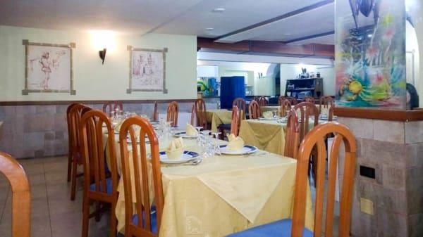 Vista sala - Lo Scudo, Vasto