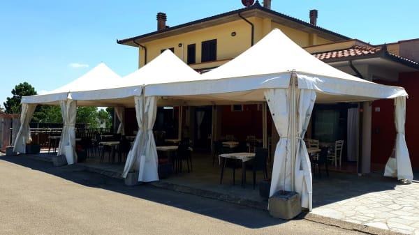 Esterno - L'Osteria del Chianino, Cortona