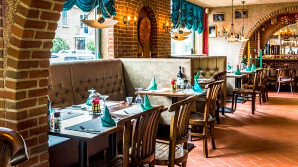 Het restaurant - Da Maurizio, IJmuiden