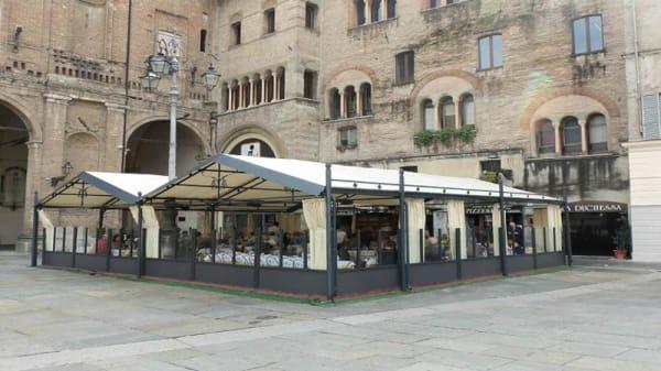 Entrata - La Duchessa, Parma