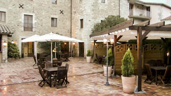 Vista exterior - El Pou, Girona