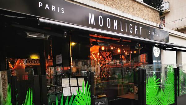 Vue de l'extérieur - Moon Light, Paris