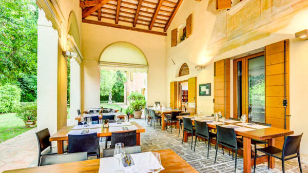Terrazza - Villa Tessier, Mirano