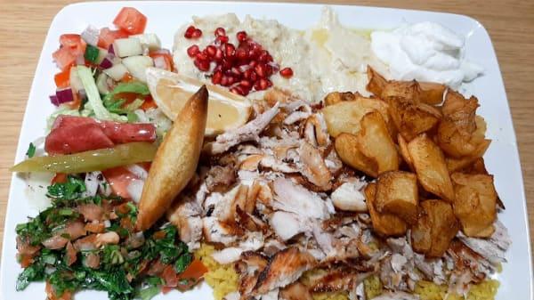 Suggestion du chef - O'Mediterraneo, Paris