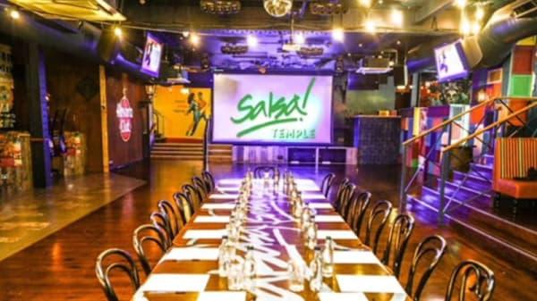 Salsa! Temple, London
