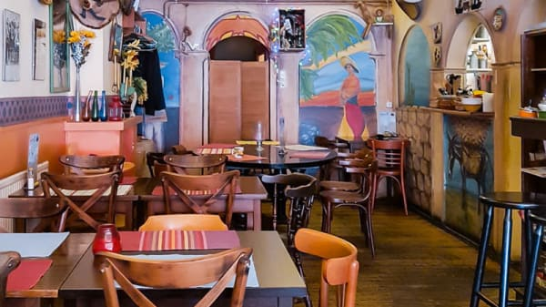 Restaurant - Burrito, Amsterdam