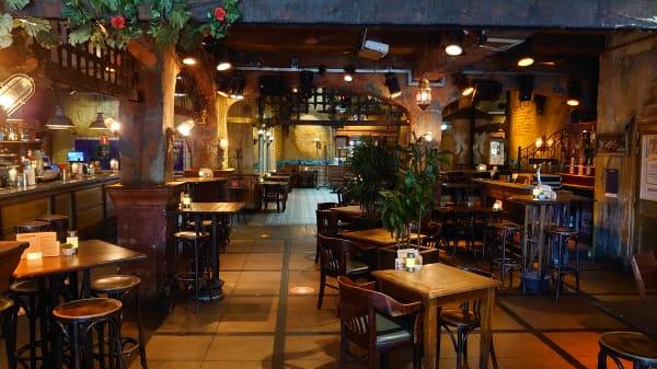 Het café - Havana, The Hague