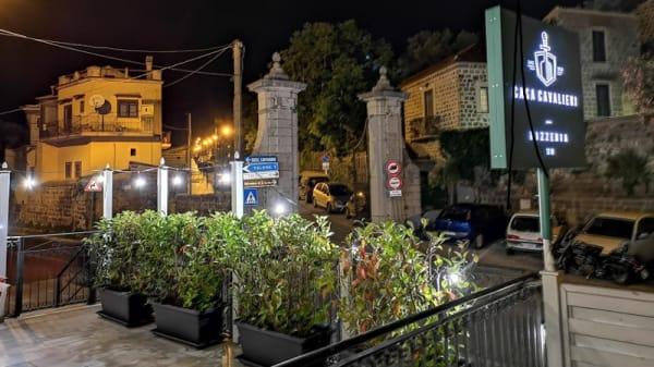 Entrata - Casa Cavalieri - Pizzeria, Caserta