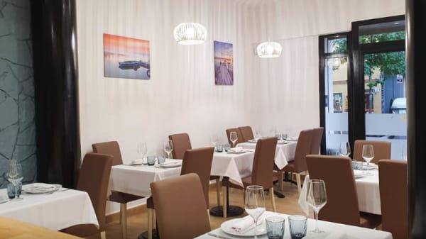 Vista de la sala - Octopus Restaurant, Gerona