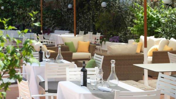 Terrazza - SHG Hotel Portamaggiore, Rome