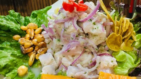 Sugerencia del chef - Como en Peru - Mercado de los Mostenses, Madrid