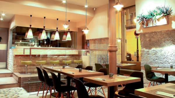 Vista sala - Yoshi Sushi and Japanese Grill, Madrid