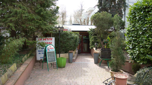 restaurant - La Petite Auberge, Marienthal