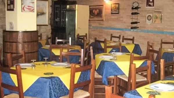 sala - Hosteria Del Conte, Salerno