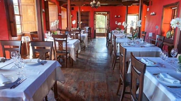 Sala del restaurante - El Ingeniero