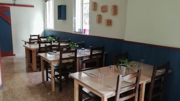 Vista de la sala - Pizzeria la campesina, Valencia