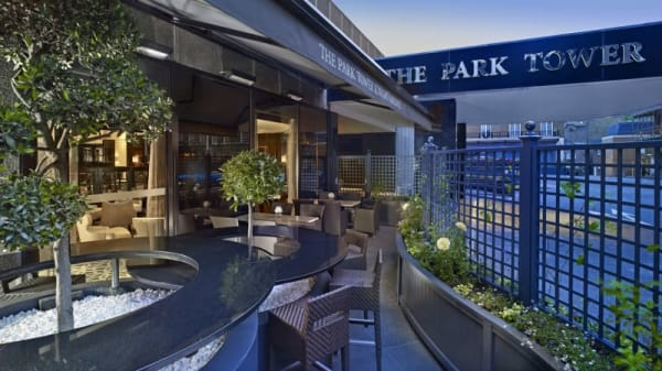 The Hyde Bar at The Park Tower Knightsbridge, London