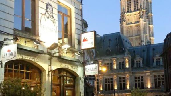 Devanture - Le Vidocq, Arras