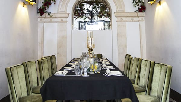 Sala interna - Soho Trani - Restaurant e Lounge Bar, Trani