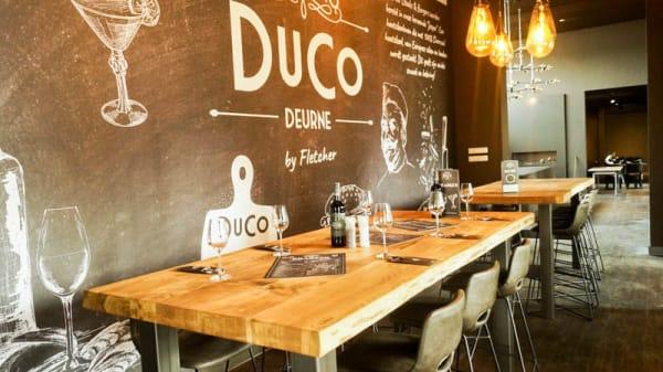 Restaurant - Bar Bistro DuCo Deurne (by Fletcher), Deurne