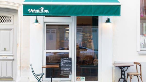 Entrée - Vermillon, Paris