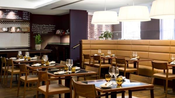 Restaurant - Midtown Grill, Brussel