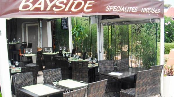 Terrasse - Le Bayside, Saint-Laurent-du-Var
