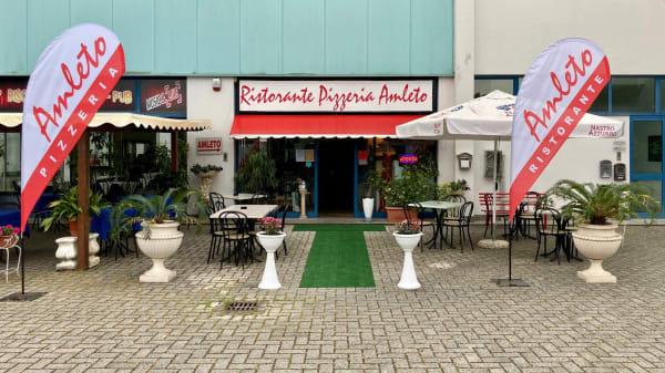 Esterno - Ristorante Pizzeria da Amleto, Sant'Anna