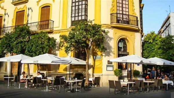 Vista terraza - El Giraldillo, Sevilla